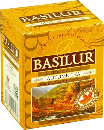Basilur Four Seasons Autumn Tea (10 tea bags)