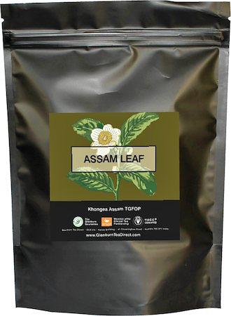 Khongea Assam Leaf Tea, Loose 227 gm