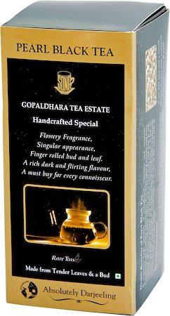 Gopaldhara Pearl Black Tea, Loose Leaf 50 gm