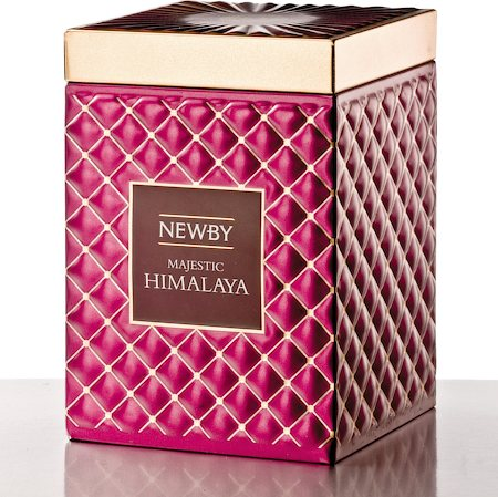Newby Gourmet Majestic Himalaya Black Tea, 50 gm Caddy