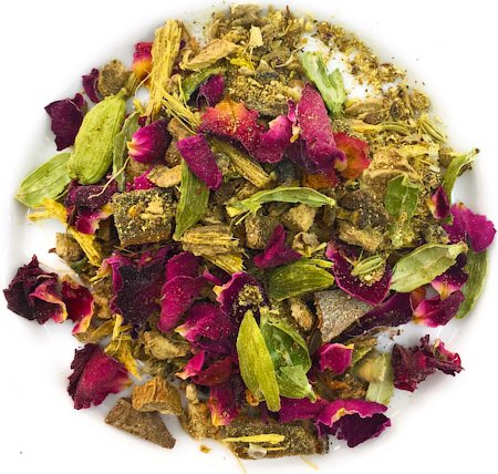Nargis Ayurvedic Balance Cooling Organic Pitta Tea, 300 gm