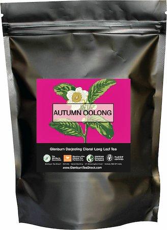 Glenburn Darjeeling Autumn Oolong Needle Tea, Loose 113 gm