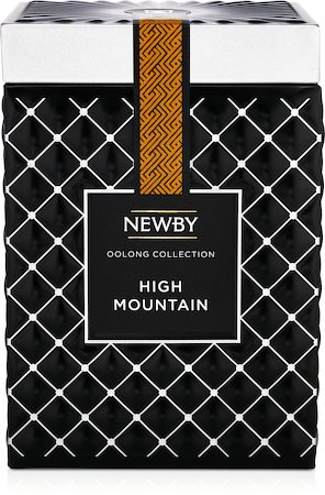 Newby High Mountain Oolong Tea, 100 gm Caddy