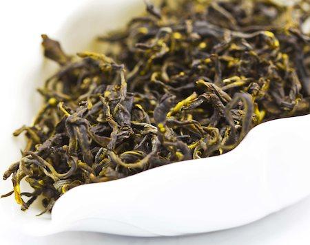Doke Green Diamond Organic Tea, Loose Whole Leaf 500 gm