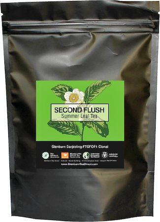 Glenburn Darjeeling Second Flush Tea, Loose 227 gm