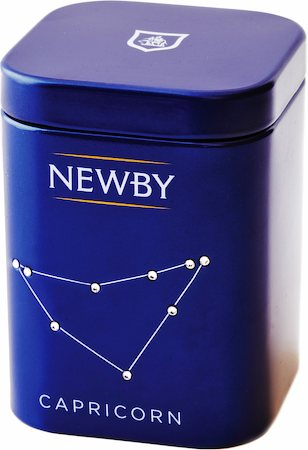 Newby Zodiac - CAPRICORN Himalaya, Loose Leaf 25 gm Mini Caddy