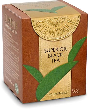 Glendale Superior Black Tea, Loose Leaf 50 gm
