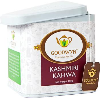 Goodwyn Kashmiri Kahwa (20 Pyramid tea bags)