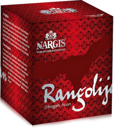 Nargis Rangolijan Dibrugarh Assam FOP Black Tea, Loose Leaf 100 gm