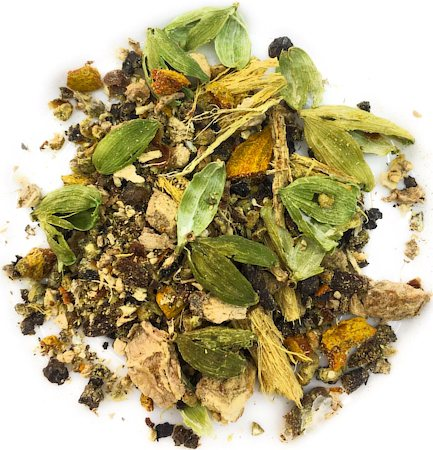Nargis Ayurvedic Balance Energizing Organic Kapha Tea, 100 gm