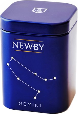 Newby Zodiac - GEMINI Indian Breakfast, Loose Leaf 25 gm Mini Caddy