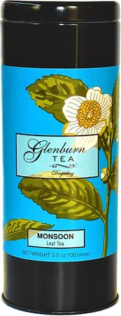 Glenburn Darjeeling Monsoon Tea, Loose 100 gm Caddy