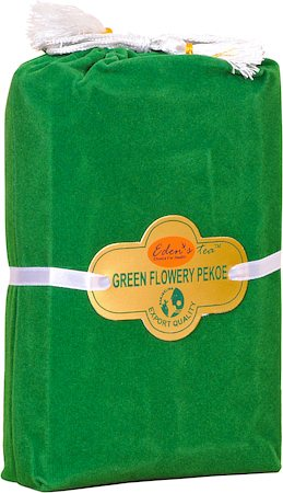 Eden's Green Flowery Pekoe Loose Leaf Tea 250 gm
