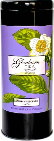 Glenburn Darjeeling Autumn Crescendo Tea, Loose 100 gm Caddy
