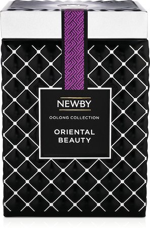 Newby Oriental Beauty Oolong Tea, 100 gm Caddy