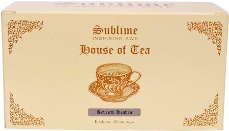 Sublime Seventh Heaven Tea (25 Pyramid tea bags)