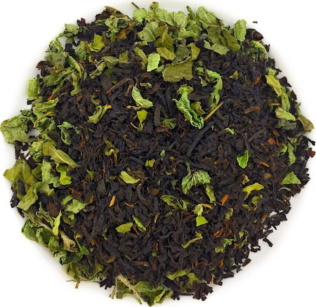 Nargis Mint Tulsi Black Tea, Loose Leaf 500 gm