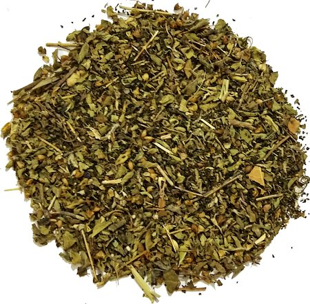 teaGraft Tulsi Green Tea, Loose Leaf 50 gm