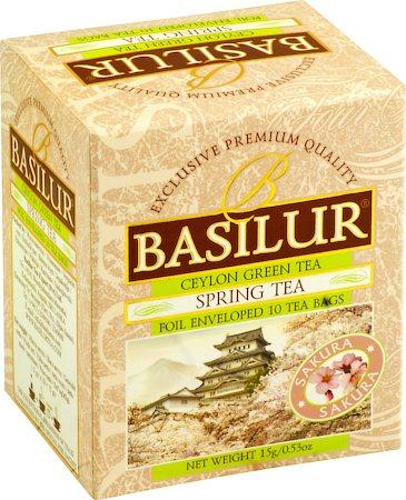 Basilur Four Seasons Spring Tea (10 tea bags)