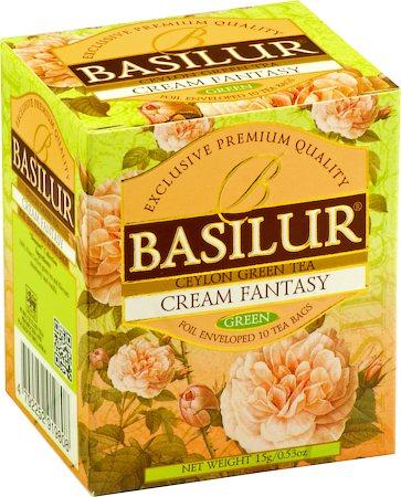 Basilur Bouquet Cream Fantasy Tea (10 tea bags)