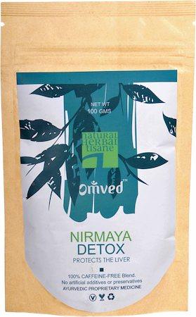Omved Nirmaya Detox Tisane Tea
