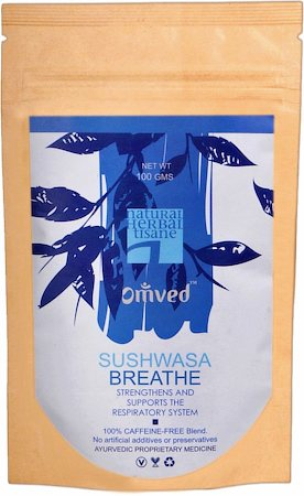 Omved Sushwasa Breathe Tisane Tea