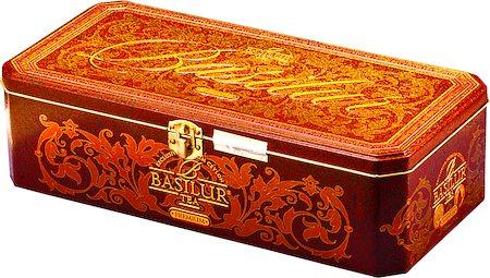 Basilur Premium Tea - Large, Loose Leaf 100 gm Caddy