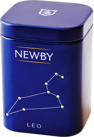 Newby Zodiac - LEO Assam, Loose Leaf 25 gm Mini Caddy