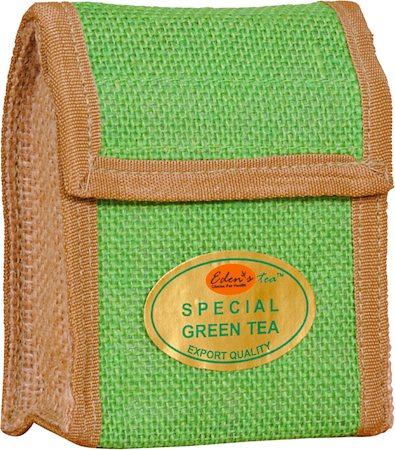 Eden's Special Green Loose Leaf Tea 100 gm