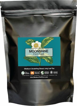 Glenburn Darjeeling Moonshine Tea, Loose Leaf 113 gm