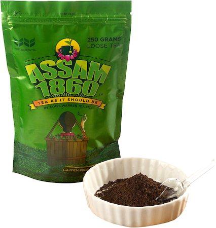 Assam1860 Black Tea Pouch, 250 gm