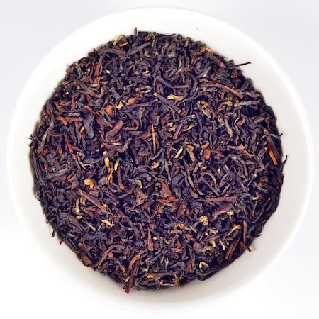 Nargis Darjeeling Second Flush Organic Black Tea, Loose Leaf 500 gm
