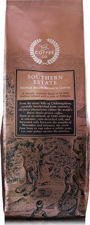 Southern Estate Medium Roast Premium Coffee, French Press Grind 250 gm