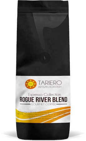 Tariero Rogue River Blend Gourmet Coffee, Fine Grind 250 gm