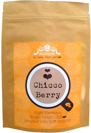 Chicco Berry High Elevation Premium Filter Coffee, 250 gm