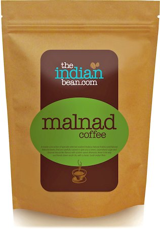 The Indian Bean Malnad Coffee, Fine Grind 250 gm