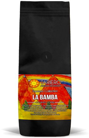 Tariero La Bamba Gourmet Coffee, Fine Grind 250 gm