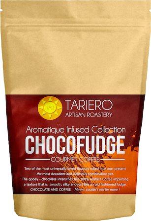 Tariero Chocofudge Flavoured Gourmet Coffee, Fine Grind 100 gm