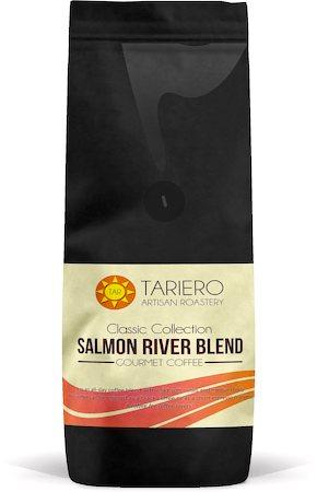Tariero Saloman River Blend Gourmet Coffee, Fine Grind 250 gm