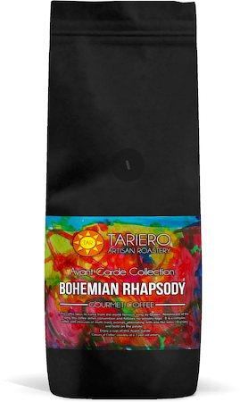 Tariero Bohemian Rhapsody Gourmet Coffee, Fine Grind 250 gm