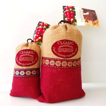 Classic Mountain Single Estate Arabica Coffee, Medium Fine Grind 200 gm