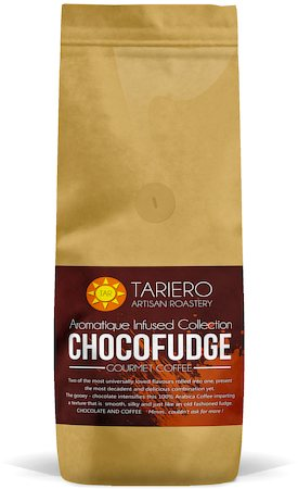 Tariero Chocofudge Flavoured Gourmet Coffee, Fine Grind 250 gm