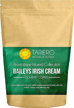 Tariero Baileys Irish Cream Flavoured Gourmet Coffee, Fine Grind 100 gm