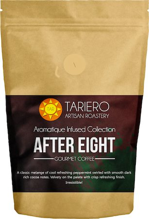 Tariero After Eight Flavoured Gourmet Coffee, Fine Grind 100 gm