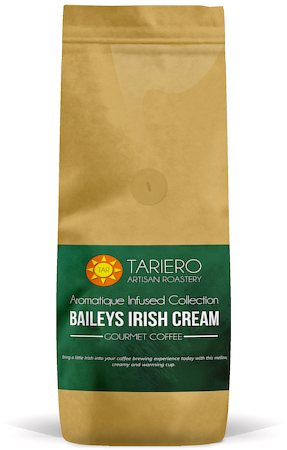 Tariero Baileys Irish Cream Flavoured Gourmet Coffee, Fine Grind 250 gm