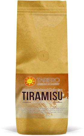 Tariero Tiramisu Flavoured Gourmet Coffee, Fine Grind 250 gm
