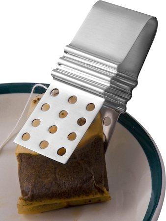 Arttdinox Ribbed Tea Bag Squeezer