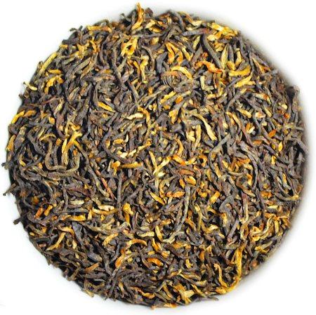 The Tea Shelf Mahadeobari Assam Black Tea, Loose Leaf 100 gm