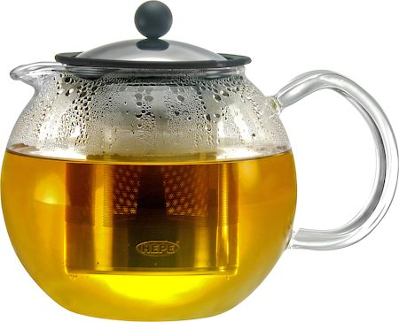 Hepe Tea Maker With Stainless Steel Press (600 ml)