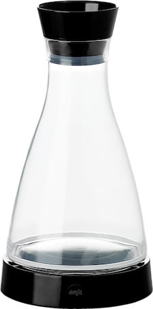 Emsa Flow Friends Cooling Carafe (Black)